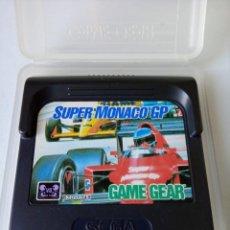 Videojuegos y Consolas: SUPER MONACO GP - SEGA GAME GEAR. Lote 242009290