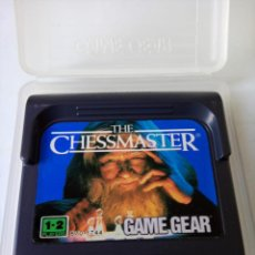 Videojuegos y Consolas: THE CHESSMASTER – SEGA GAME GEAR. Lote 242010905