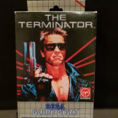 Videojuegos y Consolas: JUEGO THE TERMINATOR PARA CONSOLA SEGA GAMEGEAR. Lote 242079410