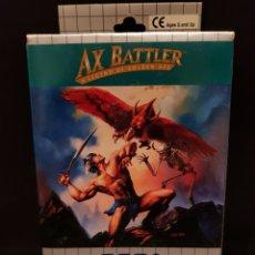 Videojuegos y Consolas: JUEGO AX BATTLER PARA CONSOLA SEGA GAMEGEAR. Lote 242081535