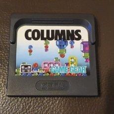Videojuegos y Consolas: JUEGO SEGA GAME GEAR COLUMNS. Lote 243306425