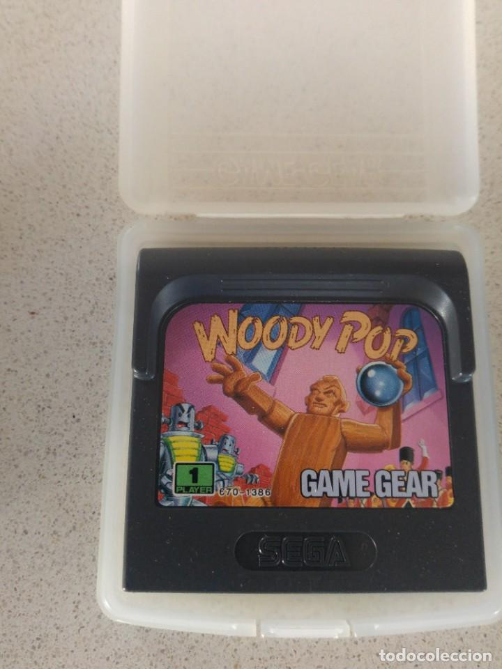 WOODY POP SEGA GAMEGEAR GAME GEAR (Juguetes - Videojuegos y Consolas - Sega - GameGear)