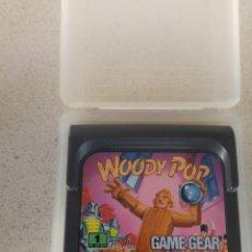 Videojuegos y Consolas: WOODY POP SEGA GAMEGEAR GAME GEAR. Lote 245637890