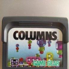 Videojuegos y Consolas: COLUMNS SEGA GAME GEAR. Lote 245642355