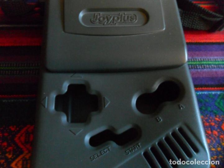 Videojuegos y Consolas: JOYPLUS HANDY CARRY SV-905 PARA GAME BOY GAMEBOY. MUY RARO. - Foto 3 - 249275495