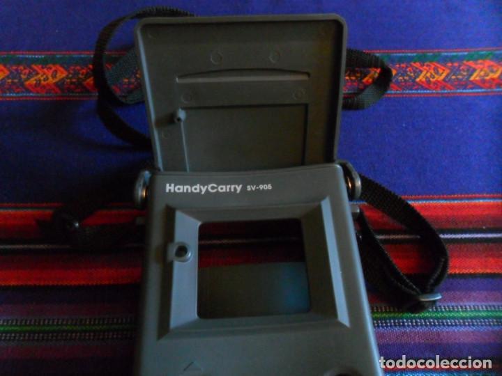 Videojuegos y Consolas: JOYPLUS HANDY CARRY SV-905 PARA GAME BOY GAMEBOY. MUY RARO. - Foto 4 - 249275495