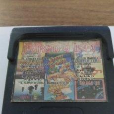 Videojuegos y Consolas: TURBO 9 IN 1. Lote 253689235