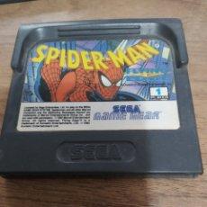 Videojuegos y Consolas: GAMEGEAR SPIDER-MAN / SEGA. Lote 253685380