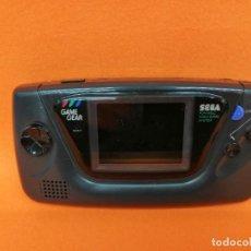 Videojuegos y Consolas: CONSOLA DE SEGA GAME GEAR -FUNCIONANDO. Lote 253899925