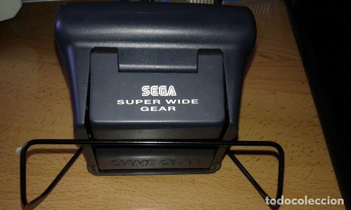 Videojuegos y Consolas: sega mega power super wide gear - LUPA - Foto 2 - 256021395