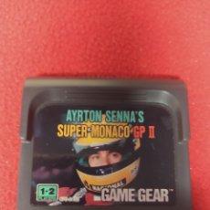 Videojuegos y Consolas: AYRTON SENNA'S SÚPER MÓNACO GP II. Lote 259323520