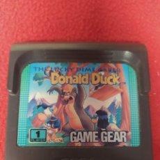 Videojuegos y Consolas: DONALD DUCK. Lote 259323645