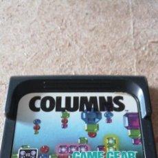 Videojuegos y Consolas: GAME GEAR - COLUMNS. Lote 263233950