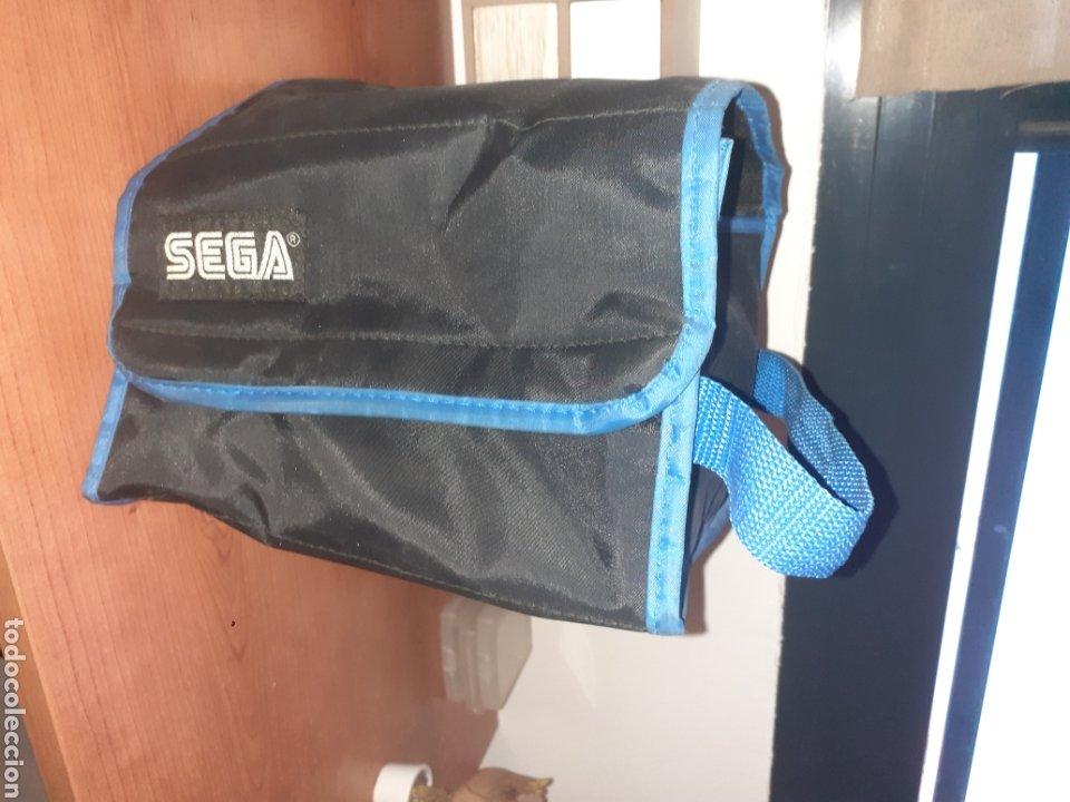 Videojuegos y Consolas: Sega bolso transporte para juegos o consola original y descatalogado - Foto 6 - 266262448