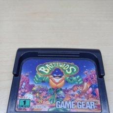 Videojuegos y Consolas: BATTLETOADS GAME GEAR. Lote 267534914