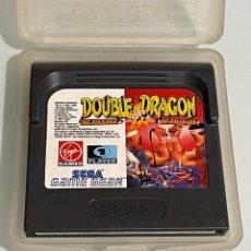 Videojuegos y Consolas: JUEGO SEGA GAME GEAR DOUBLE DRAGÓN THE REVENGE. Lote 267682639