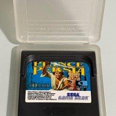 Videojuegos y Consolas: JUEGO SEGA GAME GEAR PRINCE PERSIA. Lote 267682694