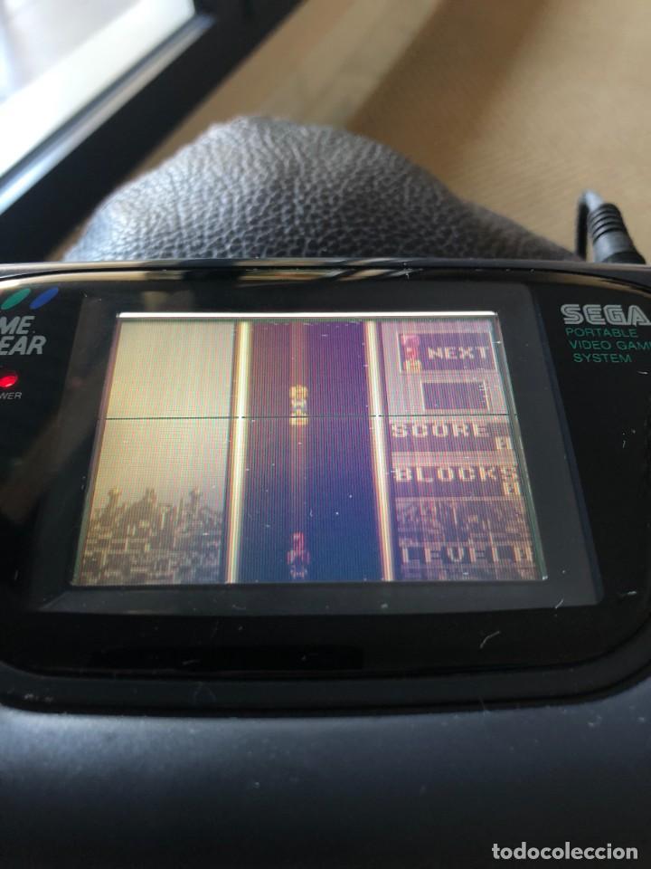 Videojuegos y Consolas: SEGA GAME GEAR CONSOLA CON CAJA Y MANUALES FUNCIONANDO VER PANTALLA - Foto 9 - 267744849