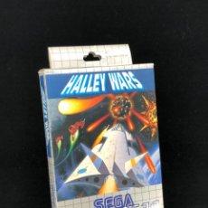 Videojuegos y Consolas: SEGA GAME GEAR HALLEY WARS IMPECABLE ESTADO COLECCIONISTA GAMEGEAR. Lote 267746244