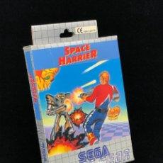 Videojuegos y Consolas: SEGA GAME GEAR SPACE HARRIER IMPECABLE ESTADO COLECCIONISTA GAMEGEAR. Lote 267750319