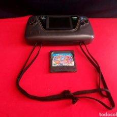 Videojuegos y Consolas: SEGA GAME GEAR PORTABLE VIDEO CON EL JUEGO ESE ENCIENDE Y SE APAGA RAPIDO (NO FUNCIONA) VER FOTOS. Lote 270883548