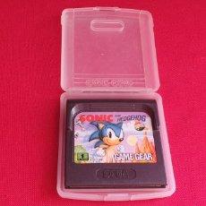 Videojuegos y Consolas: JUEGO SONIC THE HEDGEHOG GAME GEAR SEGA. Lote 275728063