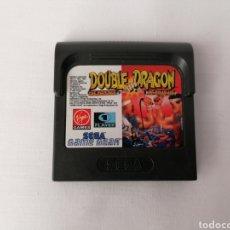Videojuegos y Consolas: SEGA DOUBLE DRAGON. Lote 276755183