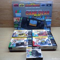 Videojuegos y Consolas: GAME GEAR MICRO. Lote 286552743