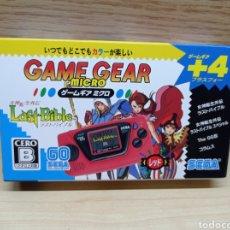 Videojuegos y Consolas: GAME GEAR MICRO NUEVA. Lote 286835763