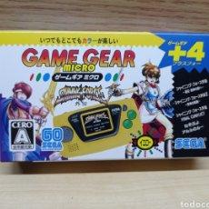 Videojuegos y Consolas: GAME GEAR AMARILLA. Lote 288706813