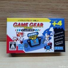 Videojuegos y Consolas: GAME GEAR MICRO AZUL. Lote 288707038