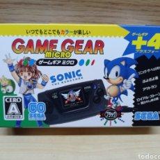 Videojuegos y Consolas: GAME GEAR MICRO. Lote 288707248