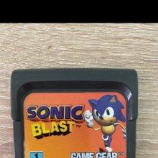 Videojuegos y Consolas: SONIC BLAST SEGA GAME GEAR PAL. Lote 289513093