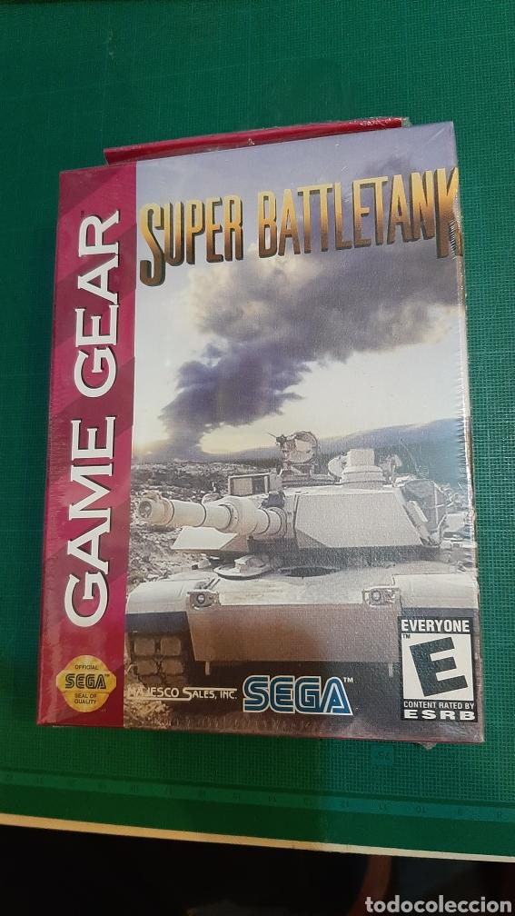 GANE GEAR SUOER BATTLETANK SEGA PRECITADO (Juguetes - Videojuegos y Consolas - Sega - GameGear)