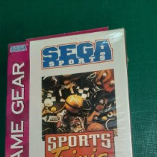 Videojuegos y Consolas: GANE GEAR SEGA SPORTS PRECINTADO. Lote 289895868