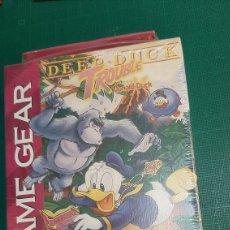 Videojuegos y Consolas: GAME GEAR TROUBKE DINAL DUCK SEGA PRECITADO. Lote 289898703