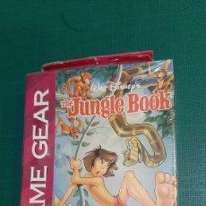 Videojuegos y Consolas: THE JUNGKE BOOK GAME GEAR SEGA DUSNEY PRECINTADO. Lote 290003103