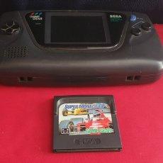 Videojuegos y Consolas: CONSOLA SEGA GAME GEAR PORTABLE + JUEGO NO FUNCIONA. Lote 290047133