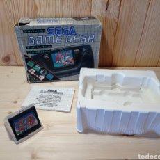 Videojuegos y Consolas: CAJA GAME GEAR COMPLETA. Lote 290054593
