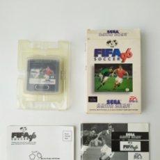Videojuegos y Consolas: FIFA SOCCER 96 GAME GEAR. Lote 291323453