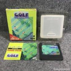 Videojuegos y Consolas: SUPER GOLF JAP SEGA GAME GEAR. Lote 293247363