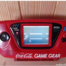 Videojuegos y Consolas: GAME GEAR COCA-COLA. Lote 294377518