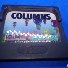 Videojuegos y Consolas: COLUMNS SEGA GAMEGEAR. Lote 294491168