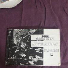 Videojuegos y Consolas: STAR WARS / GAMEGEAR. Lote 294507018