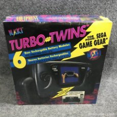 Videojuegos y Consolas: NAKI TURBO TWINS NUEVO SEGA GAME GEAR. Lote 295476348