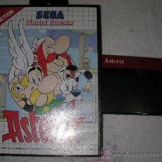 Videojuegos y Consolas: SEGA JUEGO ASTERIX. Lote 21556393