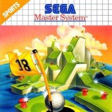 Videojuegos y Consolas: VIDEO JUEGO SEGA MASTER SYSTEM - PUTT & PUTTER - 1992 ¡¡¡NUEVO SIN ABRIR ¡¡¡ COMPLETOOOOO. Lote 167052554