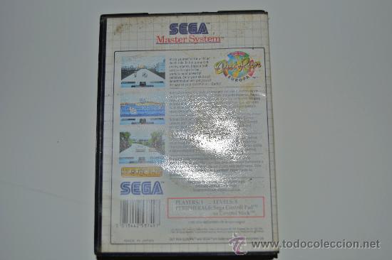 Videojuegos y Consolas: JUEGO OUT RUN SEGA MASTER SISTEM 1991 - Foto 2 - 26265785