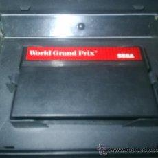 Videojuegos y Consolas: M69 JUEGO WORLD GRAND PRIX JUEGO SEGA. Lote 27840974