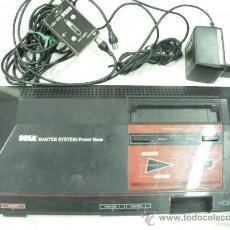Videojuegos y Consolas: ANTIGUA CONSOLA SEGA MASTER SYSTEM POWER BASE. Lote 216623441